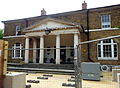 London-Woolwich, Royal Arsenal, Main Guard House 01.jpg