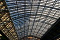 London - St Pancras International Rail - Single Roof Span 1868 by William Henry Barlow & Rowland Mason Ordish - View SSE & Up.jpg
