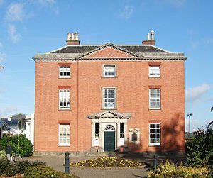 Long Eaton - Long Eaton Hall (c.1778)