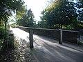 Looking across the bridge at Geddington - geograph.org.uk - 1411262.jpg