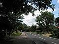 Looking northways up the B2132 near Sundale Lane - geograph.org.uk - 845988.jpg