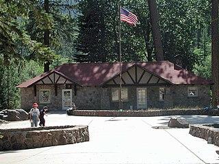Manzanita Lake Naturalists Services Historic District United States historic place
