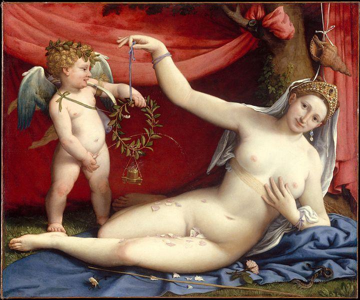 Файл:Лоренцо Лотто Cupido.jpg
