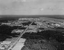 Loring Air Force Base - Wikipedia