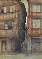 Lothar von Seebach-Ruelle de la Petite France.jpg