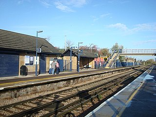 Lower Sydenham railway station
