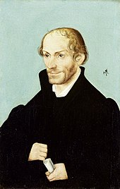 Portrait of Philip Melanchthon, 1537, by Lucas Cranach the Elder (Source: Wikimedia)