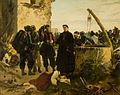 Luigi Ademollo anna cuminiello trovata morto il giorno dopo la battaglia di san martino 1861 P Pitti.jpg