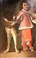 Luigi miradori detto il genovesino, ritratto di sigismondo ponzoni, 02 cane.jpg