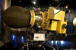 Luna 9 Mendarat di Bulan | 3 Februari 1966
