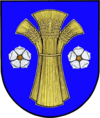 Coat of arms of Dolní Lutyně