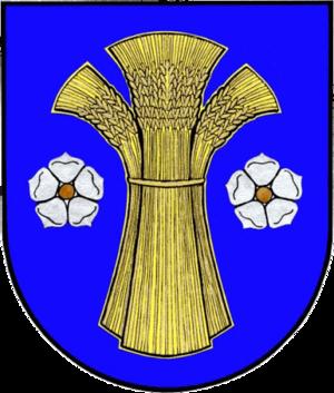 Dolní Lutyně - Image: Lutynia Dolna herb