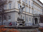 Lviv. Fountain Amfitrita.JPG