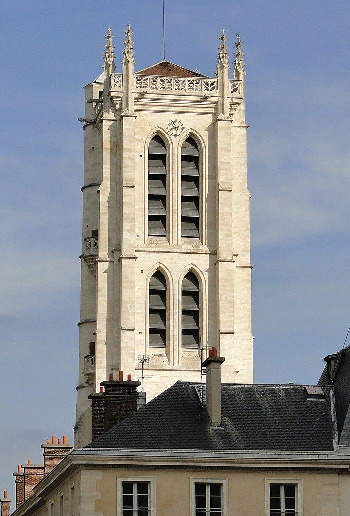 Ancienne abbaye sainte genevi ve actuel lyc e henri iv - Lycee sainte genevieve versailles portes ouvertes ...