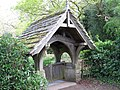 Lych Gate at St Aldhelm's - geograph.org.uk - 1281769.jpg