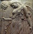 Ménade relieve romano (Museo del Prado) 04b.jpg