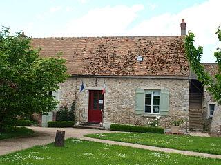 Mérobert Commune in Île-de-France, France