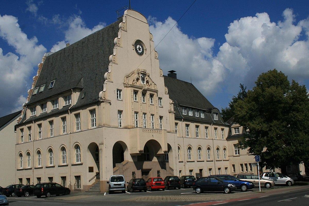 Nicodemstra e 10 12 m nchengladbach wikipedia for Kuchenzeile 2 10 m