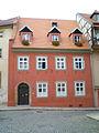 Měšťanský dům, Františkánská 10, Cheb.JPG