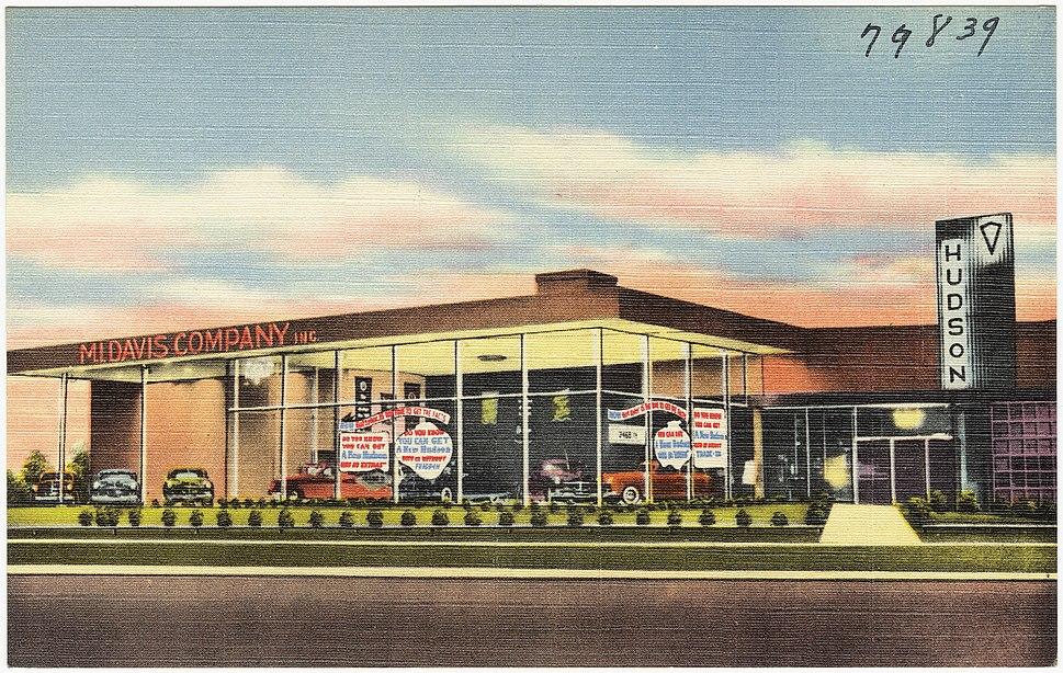 M. I. Davis Company Inc Hudson automobile dealer