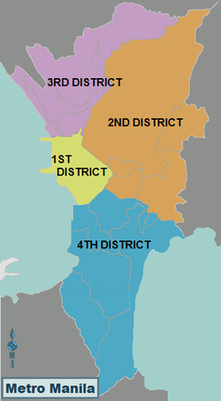 Metro Manila dejtingspots