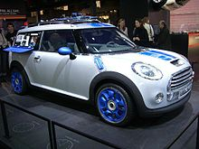 Mini Concept Cars Wikipedia