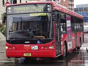 Metrobus (Sydney) - Volgren CR228L bodied Volvo B7RLE