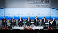 MSC 2014 Schmidt GiscardDEstaing Kissinger Bahr Sikorski Miliband Joffe Kleinschmidt MSC2014.jpg