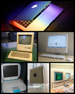 Macintosh Family of personal computers designed, manufactured, and sold by Apple Inc.