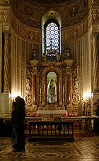 Madonna of the People - Cathedral of Monreale - Italy 2015.JPG