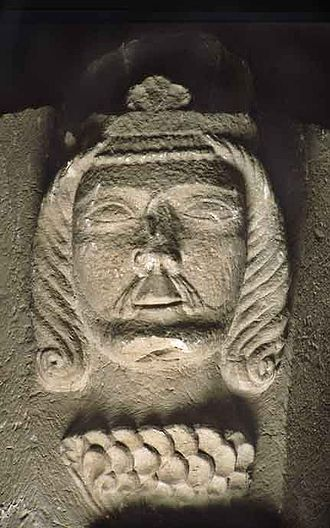 Duchies in Sweden - Prince Magnus as Duke of Sweden in a 13th-century bust