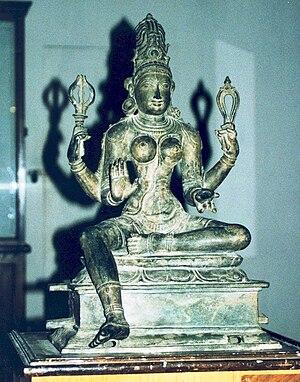 Maheshvari - Power of Shiva