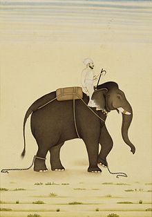 mahout - Wiktionary