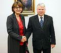 Maia Panjikidze Bogdan Borusewicz Senate of Poland.jpg