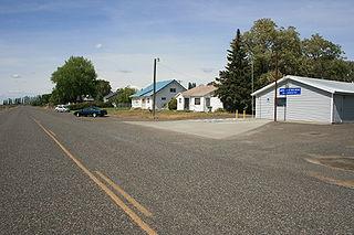 Wallula, Washington CDP in Washington, United States