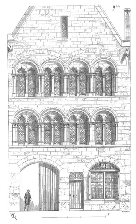 dictionnaire raisonn de l architecture fran aise du xie
