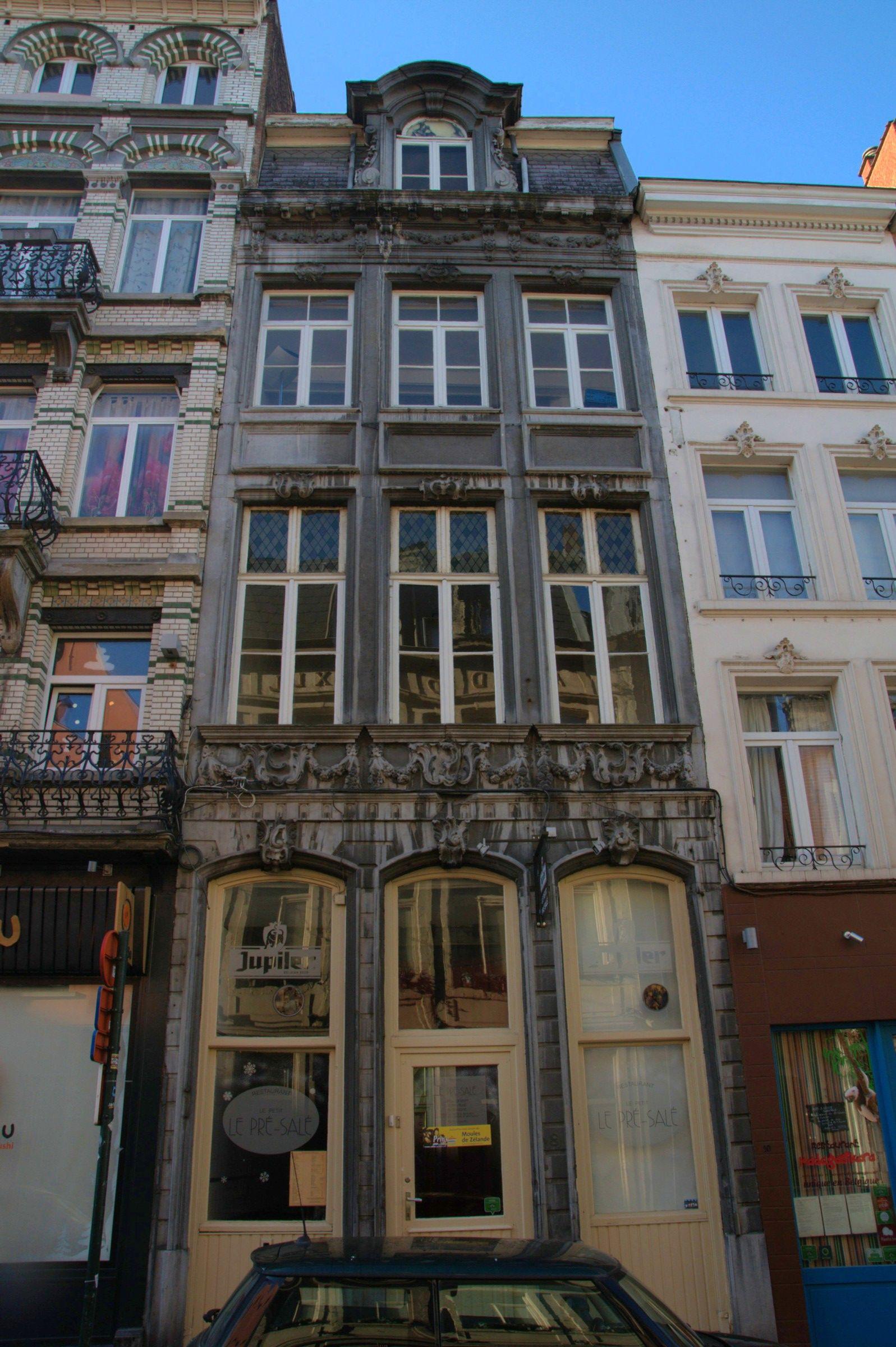 Maison de flandre stunning quali toiture maison flamande for Architecture flamande