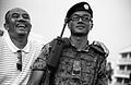 Malay sergeant of the Singapore Army and his father - 20120418.jpg