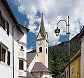Malborghetto Via Bamberga Palazzo Veneziano und Pfarrkirche Mariae Heimsuchung 26062015 5566.jpg