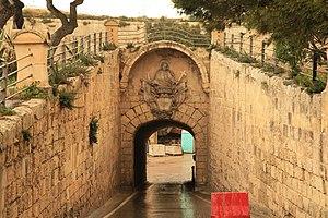 Greeks Gate - Outer Greeks Gate