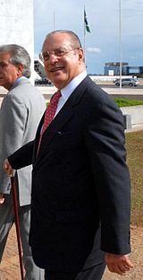 Paulo Maluf em Brasília no dia20 de dezembro de 2006.