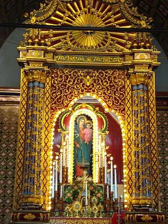 Manarcaud - St.Mary's Church