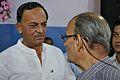 Manish Gupta with Samar Bagchi - Kolkata 2015-11-17 5092.JPG