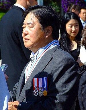 Philip S. Lee - Image: Manitoba lieutenant governor philip lee 7