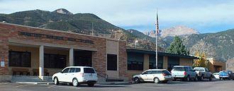 Manitou Springs High School - Manitou Springs High School