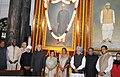 Manmohan Singh, the Speaker, Lok Sabha, Smt. Meira Kumar, the Leader of Opposition in Lok Sabha, Smt. Sushma Swaraj, the Union Home Minister, Shri Sushil Kumar Shinde.jpg