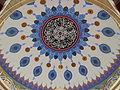 Mannheim Yavuz-Sultan-Selim-Moschee Innen Kuppel 2.jpg