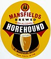 Mansfields Brewed Non-Alcoholic Horehound ale label (6963014327).jpg
