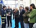 Manuela Carmena entrega los reconocimientos y las distinciones del Cuerpo de Bomberos 01.jpg