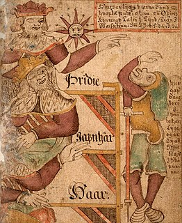<i>Gylfaginning</i> Part of the Prose Edda